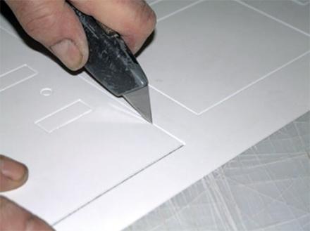 navimod lisme rc les mat riaux les kits en plastique abs. Black Bedroom Furniture Sets. Home Design Ideas