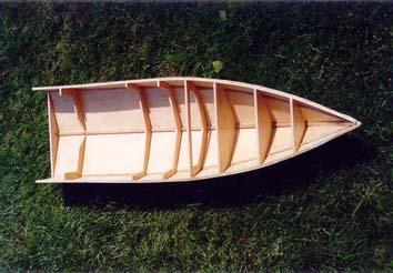construire bateau bois