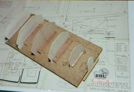 Navimodelisme Rc Mini Voiliers Rc La Construction De La Jauginette