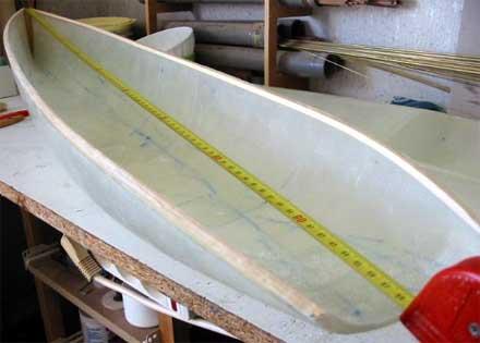 Navimod 233 Lisme Rc Construction D Un Voilier Classe 1m En